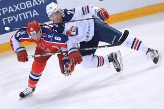 ЦСКА и «Магнитка» — принципиальные соперники