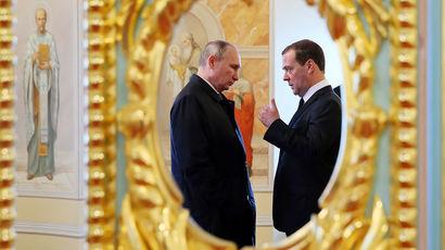 Медведев может сохранить пост премьер-министра в новом правительстве