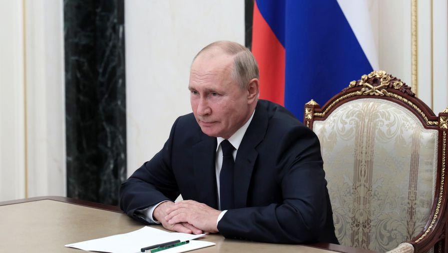 Песков: Путин не проставляется на свой день рождения