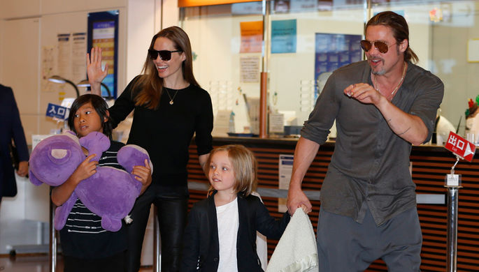 «Это не алименты»: Анджелина Джоли жаждет скандала