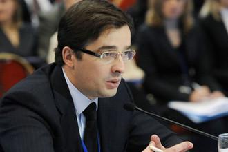 Юрий Котлер на I Всероссийском форуме глобального развития, 2010 год