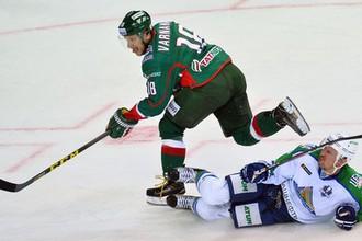 Матч «Ак Барс» — «Салават Юлаев»