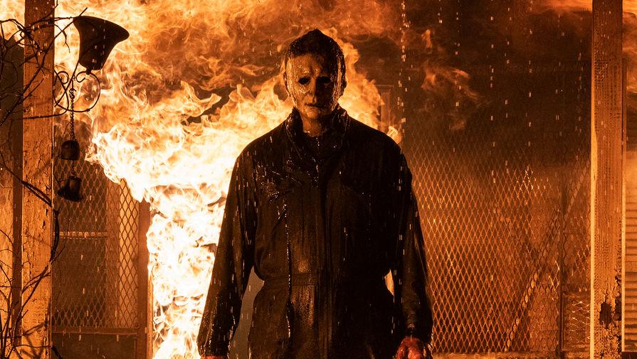 Фильм Хэллоуин убивает возглавил прокат в США с неожиданными сборами