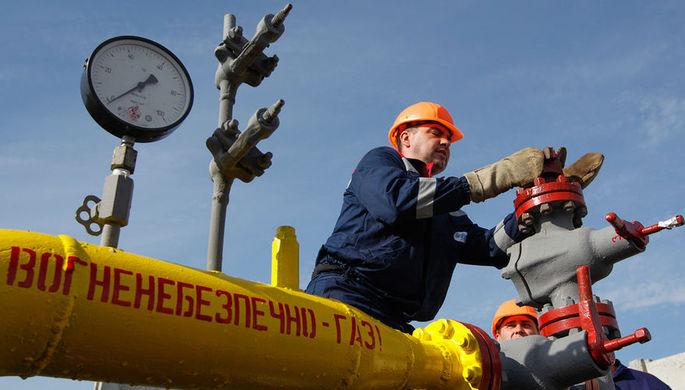Газовые войны: Молдавия влезет в долги из-за Украины