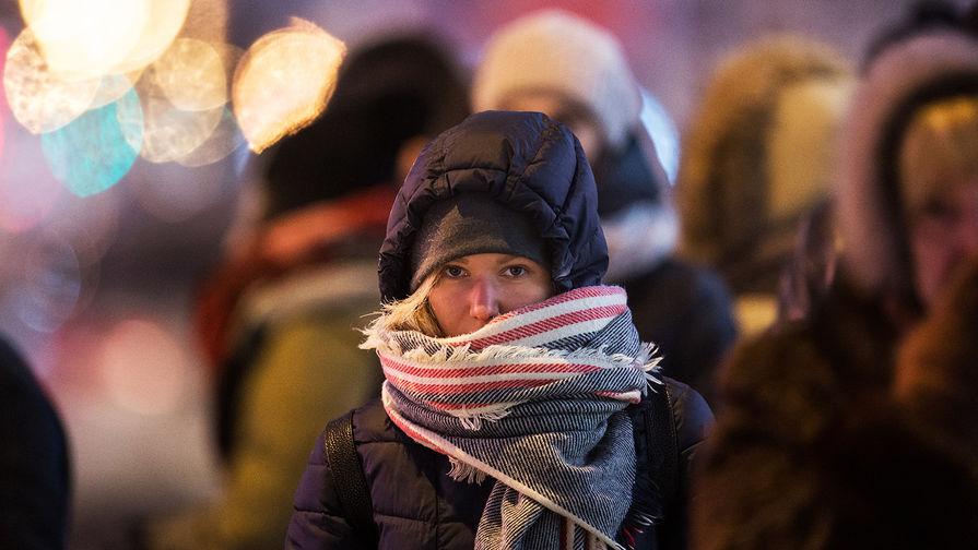 Ночь на 23 февраля в Москве может стать самой холодной за этот год