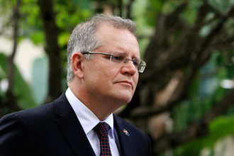 Премьер-министр Австралии Скотт Моррисон