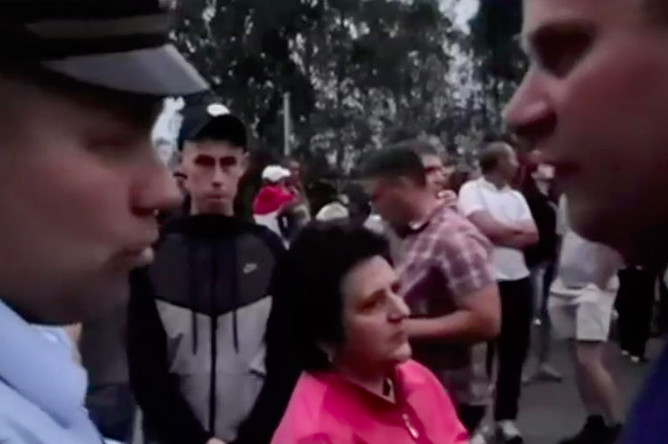 Ситуация в Чемодановке, 14 июня 2019 года