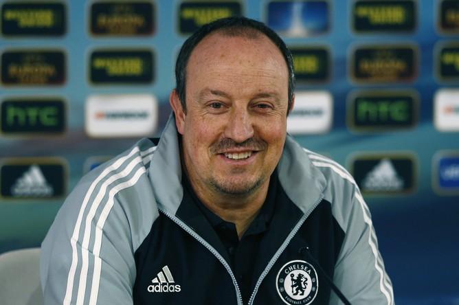 Главный тренер «Челси» Рафаэль Бенитес надеется пройти в следующий раунд турнира