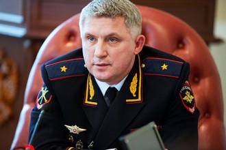 Начальник ивановской областной полиции Александр Никитин