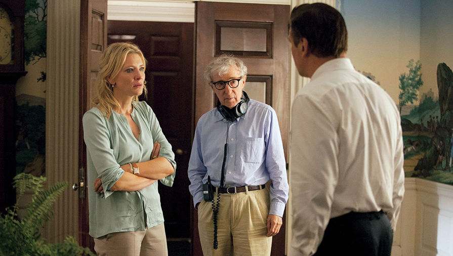 the films of woody allen But woody allen pushed ahead with his own film projects on wednesday, brushing off the backlash as he returned to the set of his new film in manhattan seen giving direction to actors elle fanning, 19, and jude law, 44, the 81-year-old dissociated himself from the scandal in hollywood, in which the weinstein co's one-time boss harvey has been.