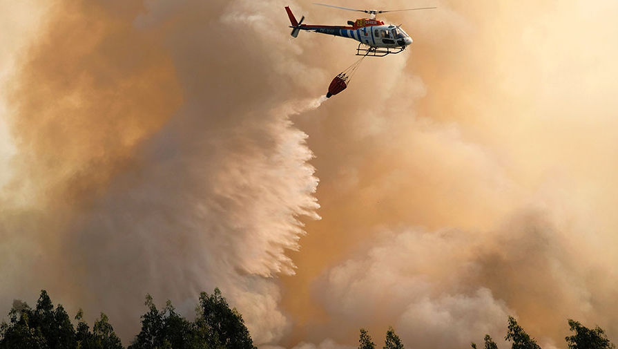 Возросло число пострадавших при пожарах в Забайкалье