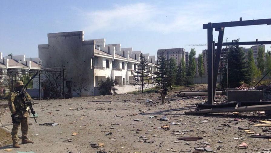 У посольства Китая в Бишкеке взорвался смертник (видео)