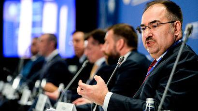 Интервью с главой ПФР Антоном Дроздовым