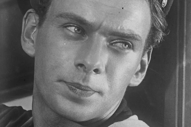 Кадр из фильма «Дело Румянцева», 1956 год