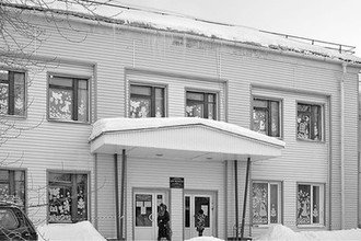 Гарнизонный дом офицеров, Кемь, 2018 год