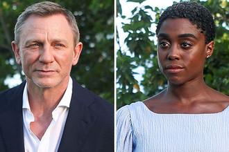 Время против Бонда: агента 007 сыграет темнокожая женщина