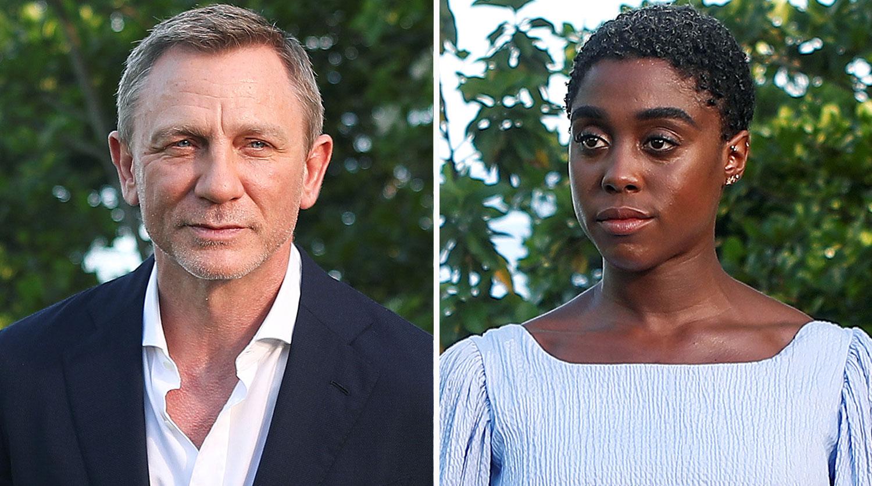 Агентом 007 станет темнокожая женщина