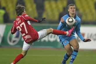 В скором времени Игорь Денисов может стать игроком «Спартака»