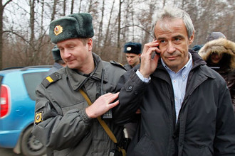 Константина Фетисова жестоким избили битой 4 ноября 2010 года