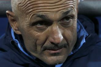 Лучано Спаллетти, главный тренер «Зенита»
