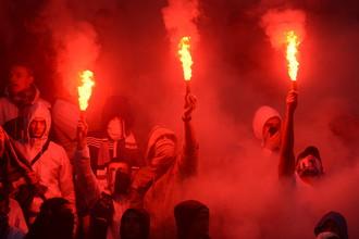 Огонь болельщицкой досады до сих пор пылает