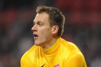 Вратарь «Спартака» Артем Ребров уверен в своем тренере
