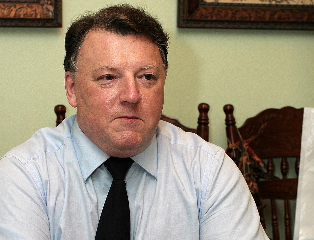 Сергей Рукшин. Фотография: Дмитрий Соколов