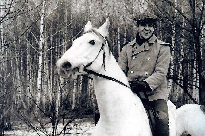 Сергей Лавров во время отдыха (фото из архива автора)