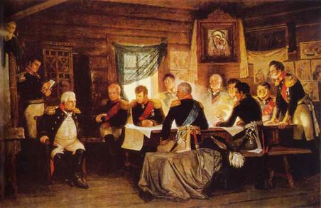 Кутузов одержал победу над Наполеоном благодаря ранениям в голову