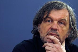 Сербский кинорежиссер Эмир Кустурица, 2017 год