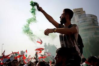 «Там всегда арабская весна»: как Ливан погрузился в протесты