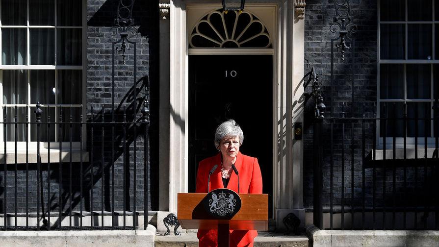 Тереза Мэй заявила о своей отставке с поста премьер-министра - онлайн