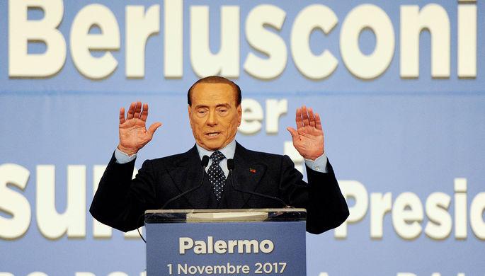 После смерти свидетельницы по делу Берлускони началось расследование