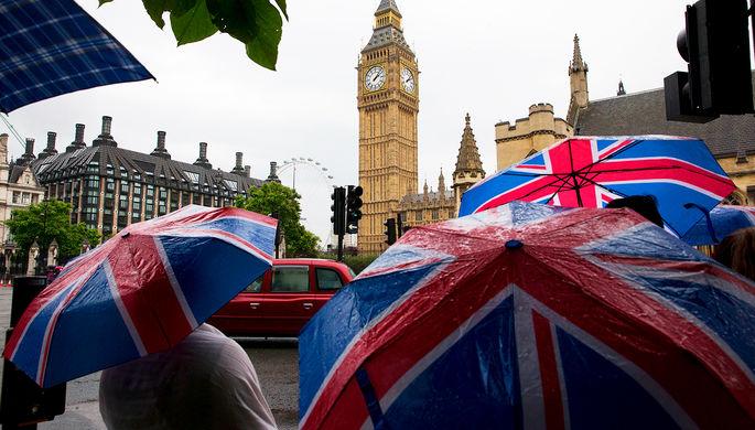 Статус иноагента: в Британии примут закон для представителей России и Китая