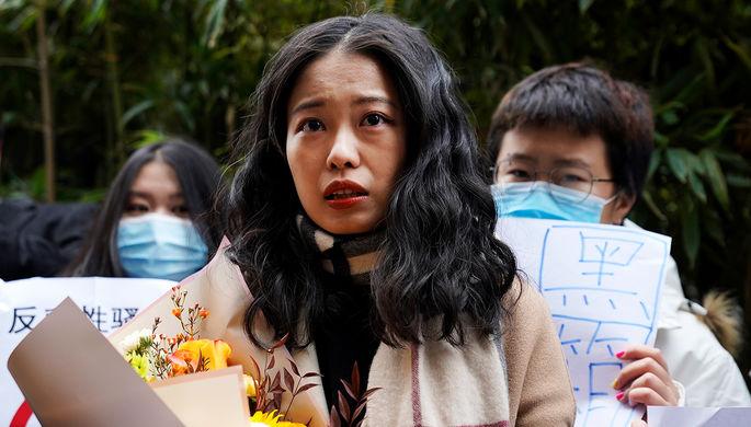 «Дьявола нужно убивать в зародыше»: китайских феминисток изгоняют из соцсетей