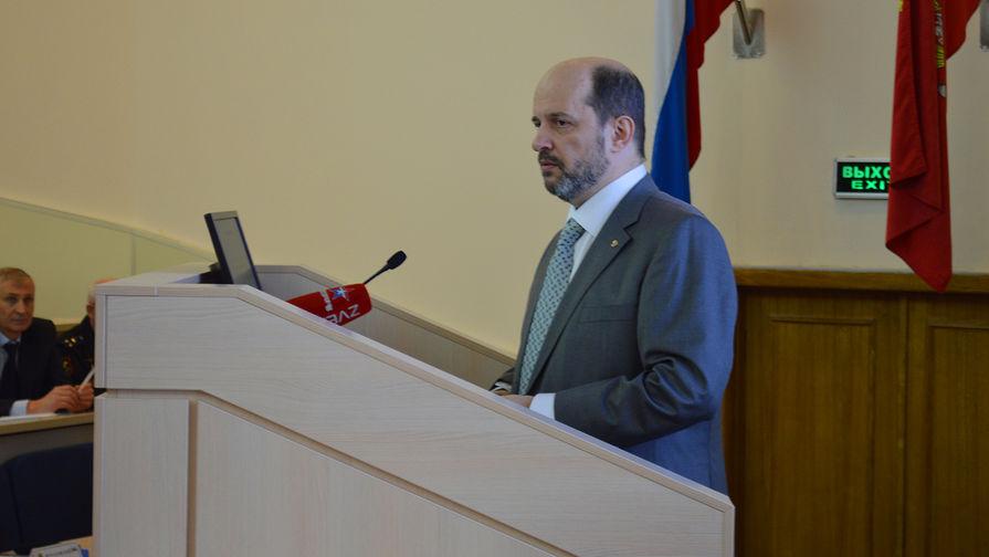 Советник президента России по интернету Герман Клименко