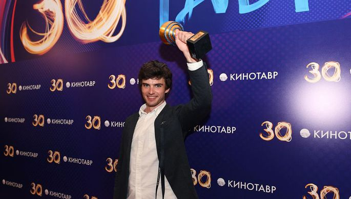 Режиссер Борис Акопов, получивший гран-при за фильм «Бык» на закрытии 30-го Открытого фестиваля российского кино «Кинотавр»