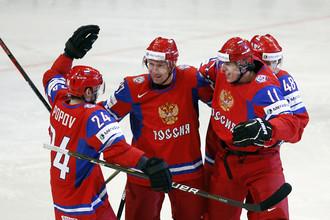 Сборная России должна повторить майский успех