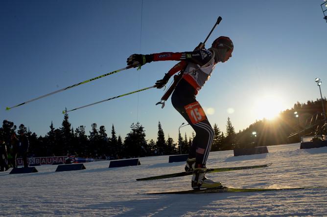 Две немки — Андреа Хенкель и Мириам Гесснер — заняли второе и третье места