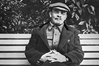 Ленин В.И. в Горках, 1922 год