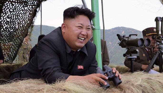 В МИД РФ не слышали о планах визита Ким Чен Ына в Москву