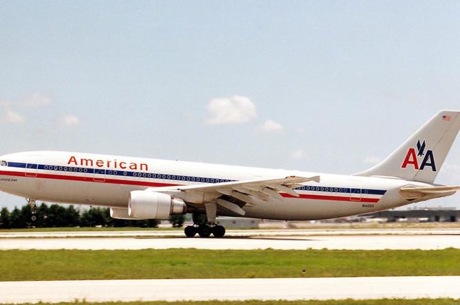 Разбившийся самолет за 12 лет до катастрофы