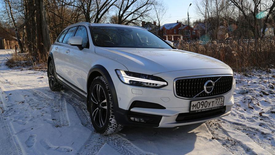 Универсал Volvo: слишком умная машина