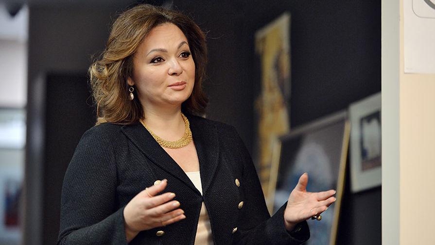 Адвокат Наталья Весельницкая во время интервью в Москве, ноябрь 2016 года