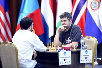 Петр Свидлер проиграл в четвертьфинала Кубка мира