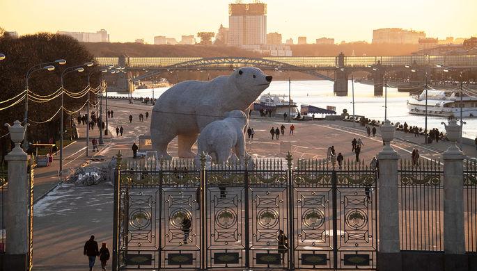 Тепло Атлантики: Москву ждет аномальная погода