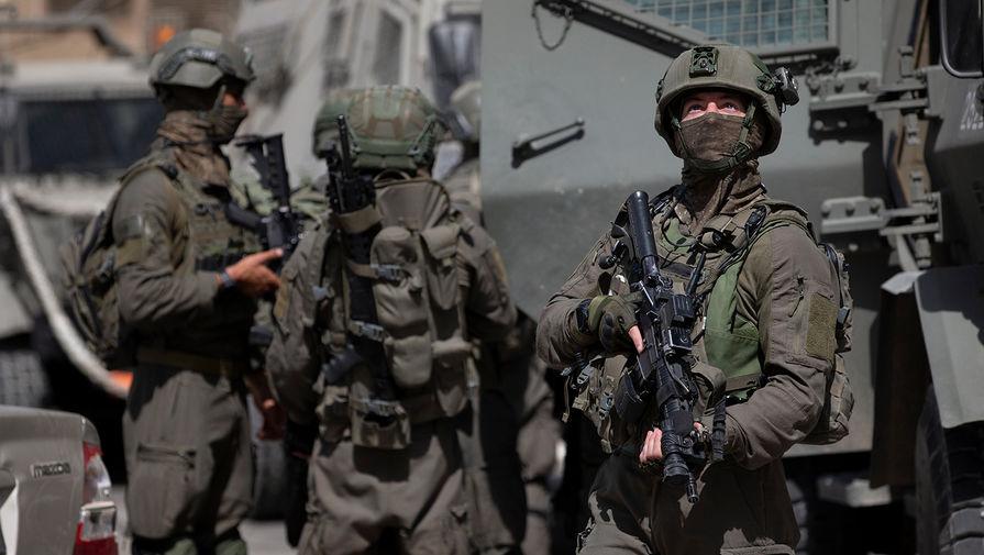 Армия против боевиков: расклад сил в палестинско-израильском конфликте