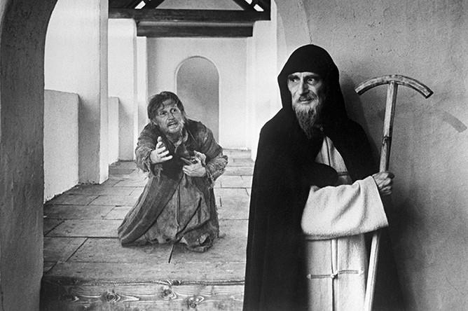 1969 год. Приз критиков получил Андрей Тарковский за фильм «Андрей Рублев»