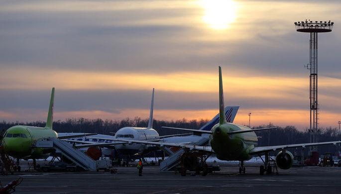 Господдержка не помогла авиакомпаниям