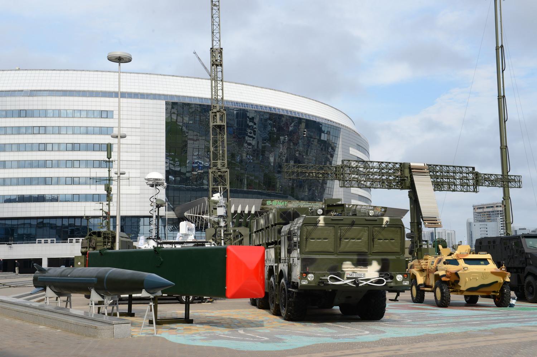 MILEX-2019 считается крупнейшим в Восточно-Европейском регионе международным форумом военно-технического сотрудничества.